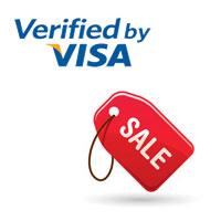 Pagos con tarjetas de Credigo seguros Visa verified, Mastercard Secure Code: CES